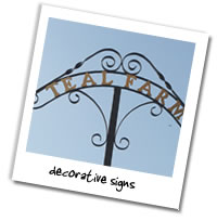 Metalcraft Gallery - Decorative Signs